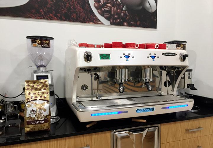 Máquina café hostelería
