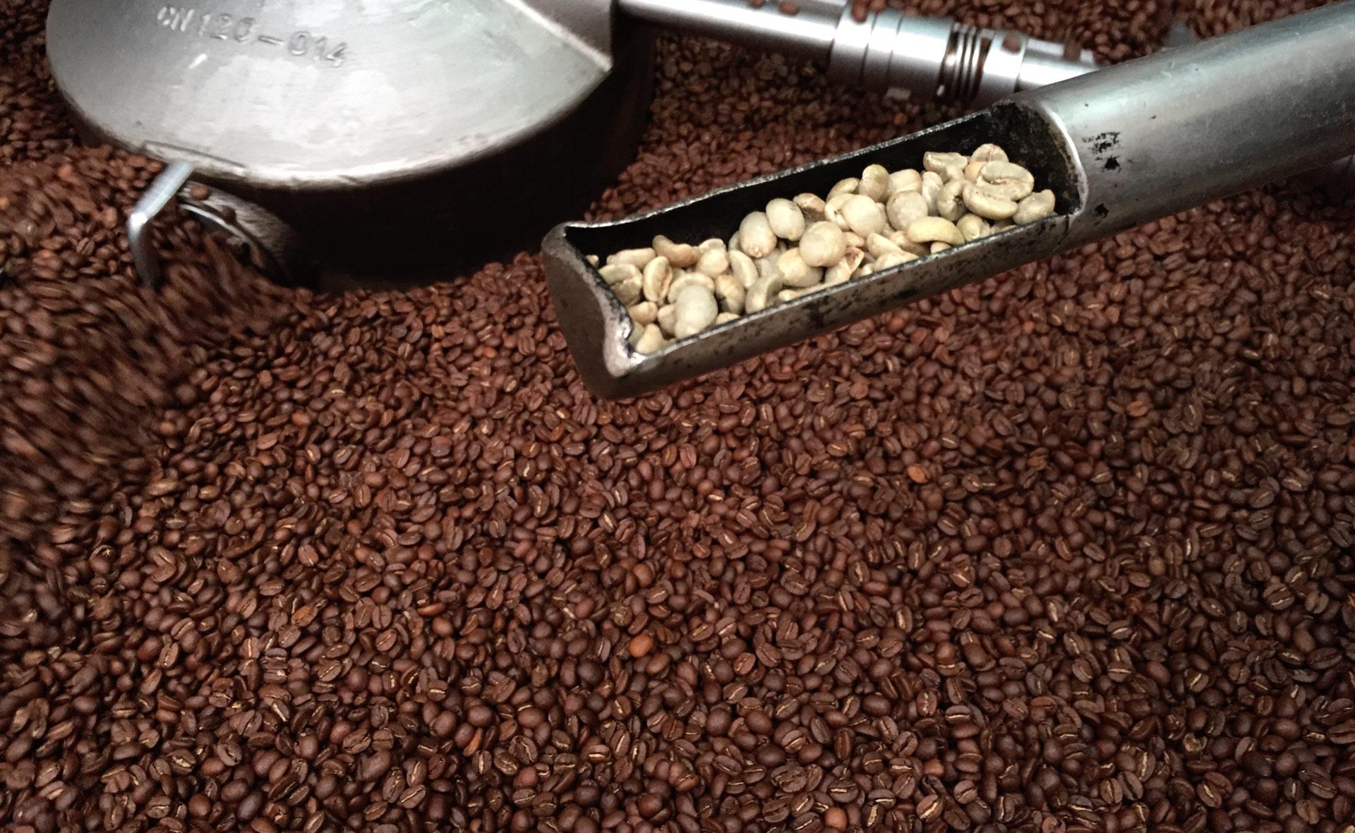 Tostado de café