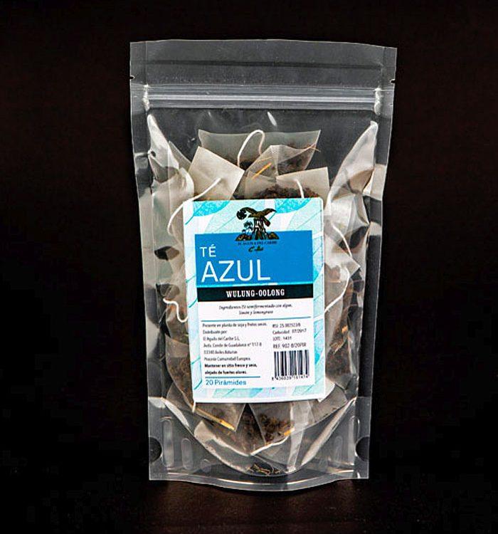 Bolsa Té Azul Wulung-Oolong