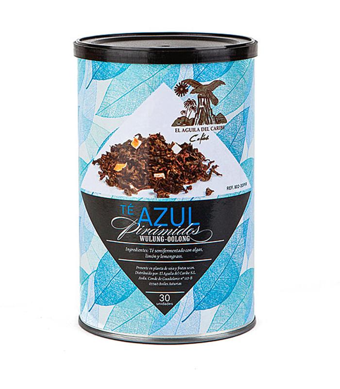 Té Azul Wulung-Oolong