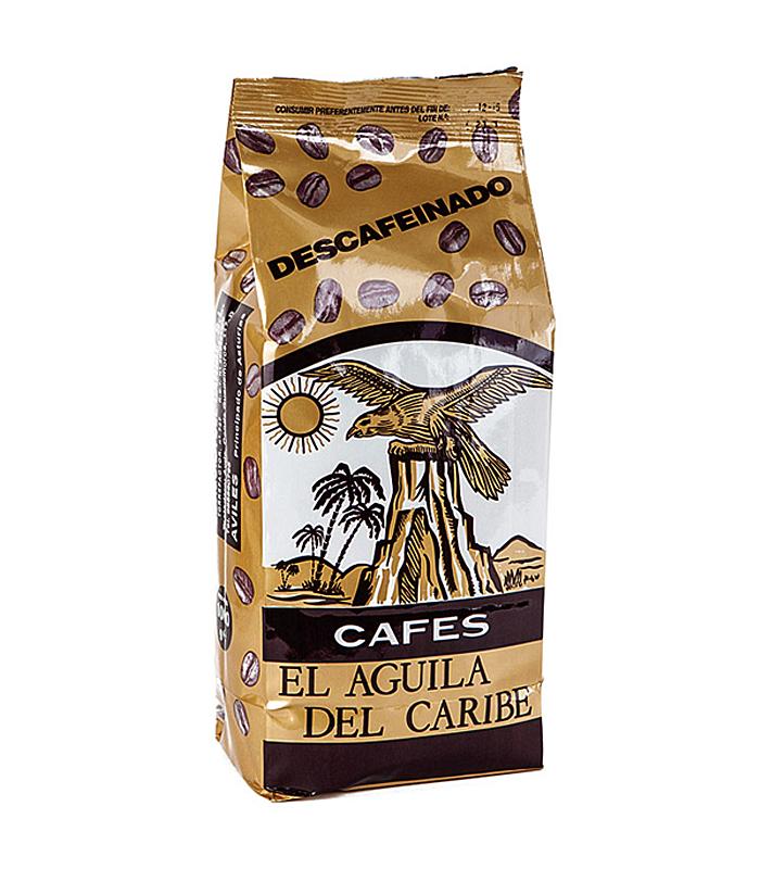 Café natural descafeinado 1Kg