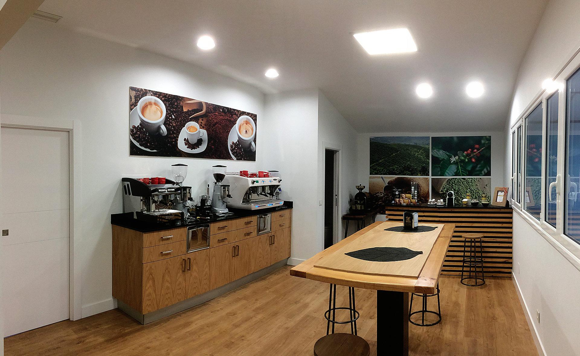Formación baristas Cafés El Aguila del Caribe