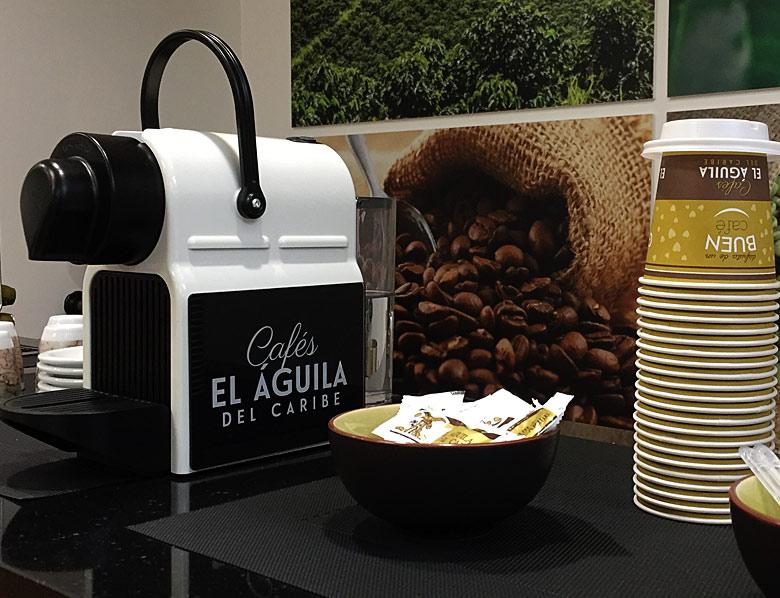 Cafés el Águila del Caribe