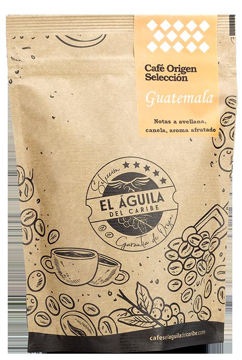 Café Origen Selección GUATEMALA de Cafés El Aguila del Caribe