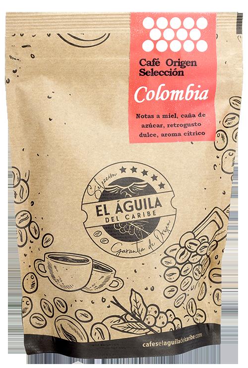 Café Origen Selección COLOMBIA de Cafés El Aguila del Caribe