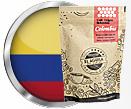 Café Origen Selección Colombia de Cafés El Aguila del Caribe y bandera