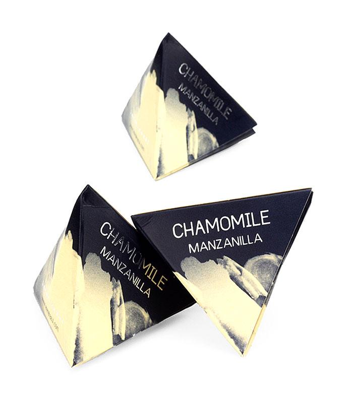 Infusión Camomila-Manzanilla pirámide