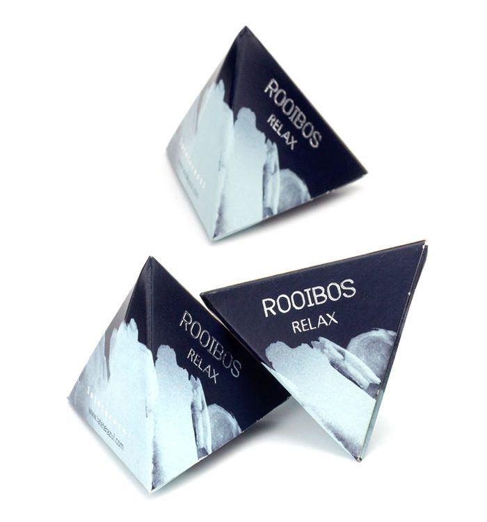 Infusión Rooibos Relax pirámide